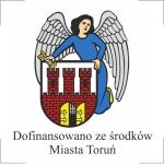 Dofinansowano ze środków Miasta Toruń_RGB